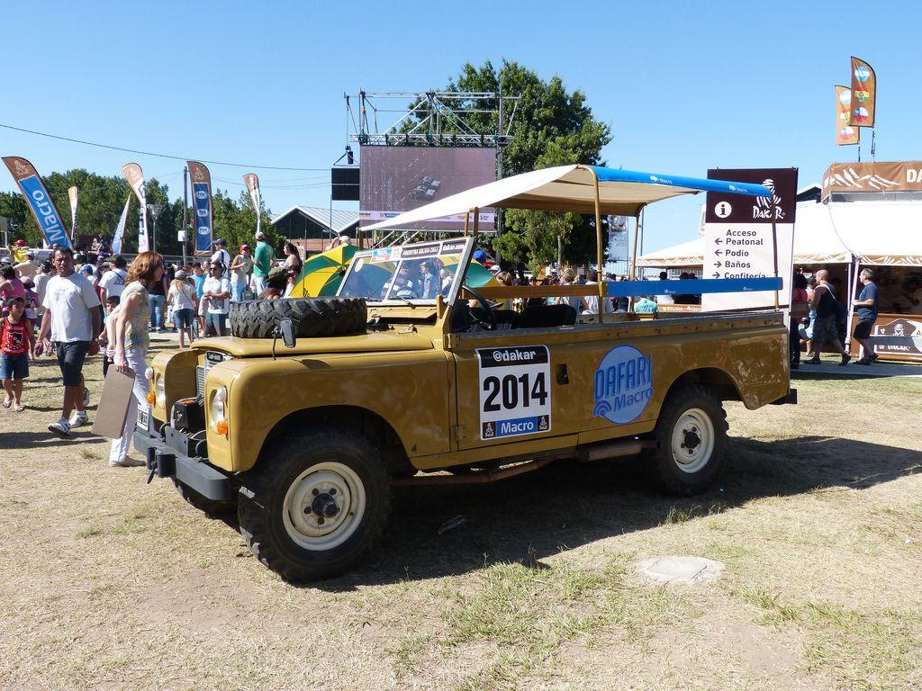 dakar5 The Dakar Rally   Greatest Rally Ever
