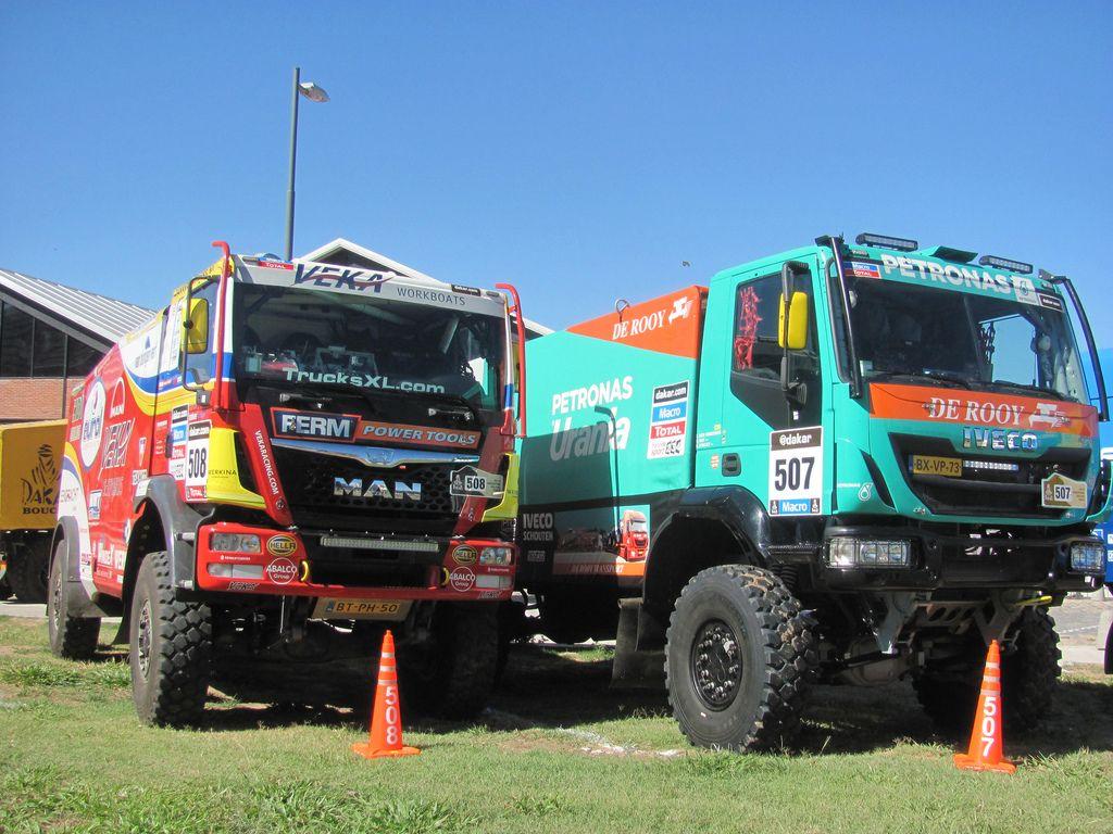 dakar6 The Dakar Rally   Greatest Rally Ever