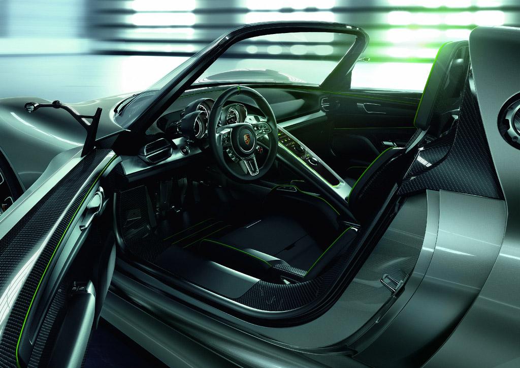porsche 918 spyder2 Dream cars: Porsche 918 Spyder