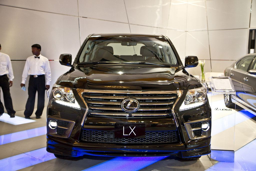 luxury car13 EXCS Luxury Motor Show Seventh Edition 2013