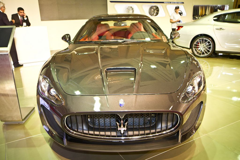 luxury car4 EXCS Luxury Motor Show Seventh Edition 2013