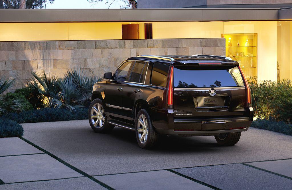 cadillac escalade3 Flagship Cadillac Escalade 2015