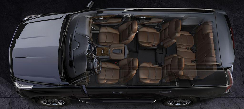 cadillac escalade7 Flagship Cadillac Escalade 2015