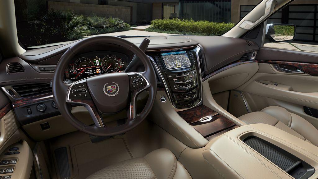 cadillac escalade8 Flagship Cadillac Escalade 2015