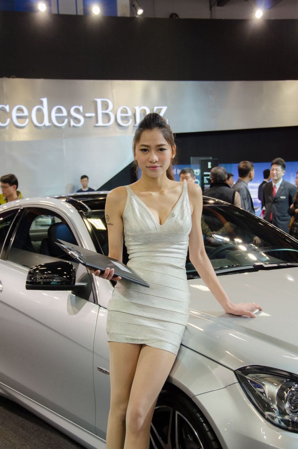 taipei international auto show1 Girls of 2014 Taipei International Auto Show