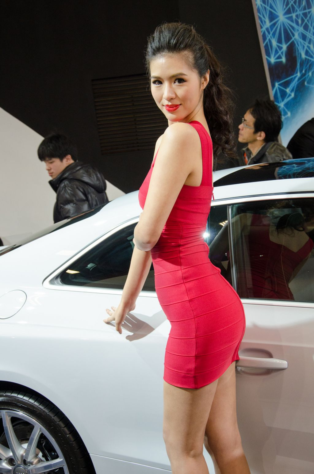 taipei international auto show2 Girls of 2014 Taipei International Auto Show