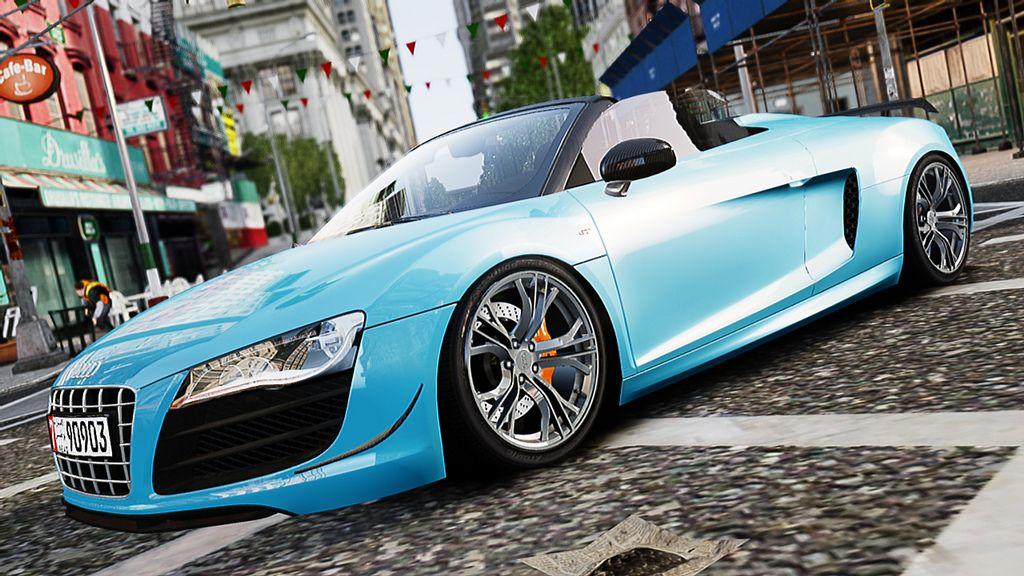 gta iv cars10 Grand Theft Auto IV Supercars