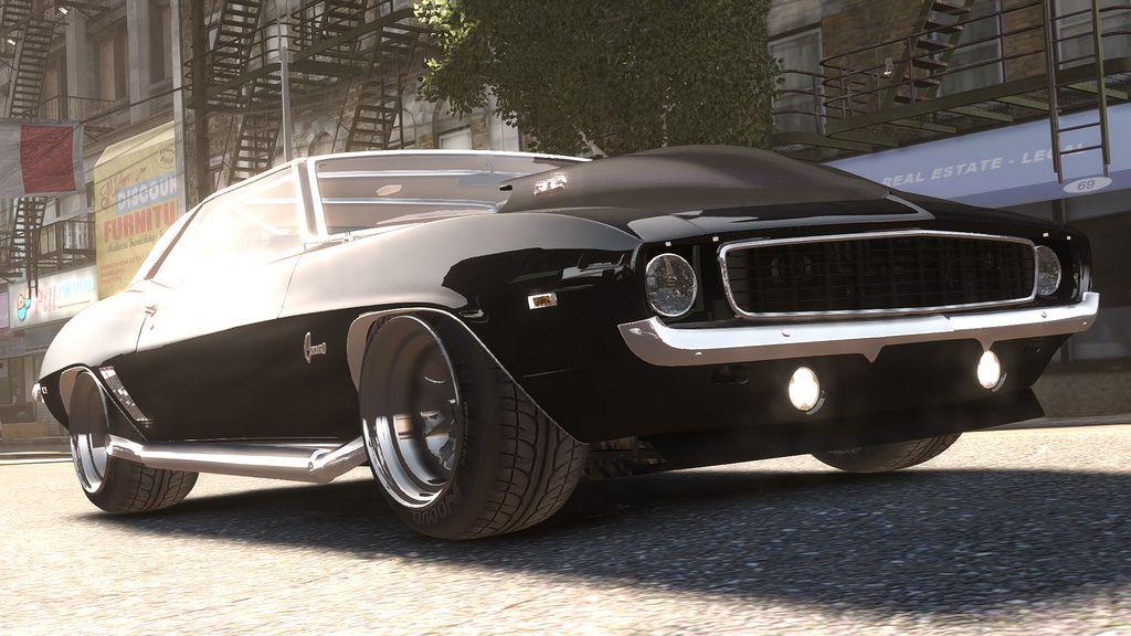 gta iv cars12 Grand Theft Auto IV Supercars