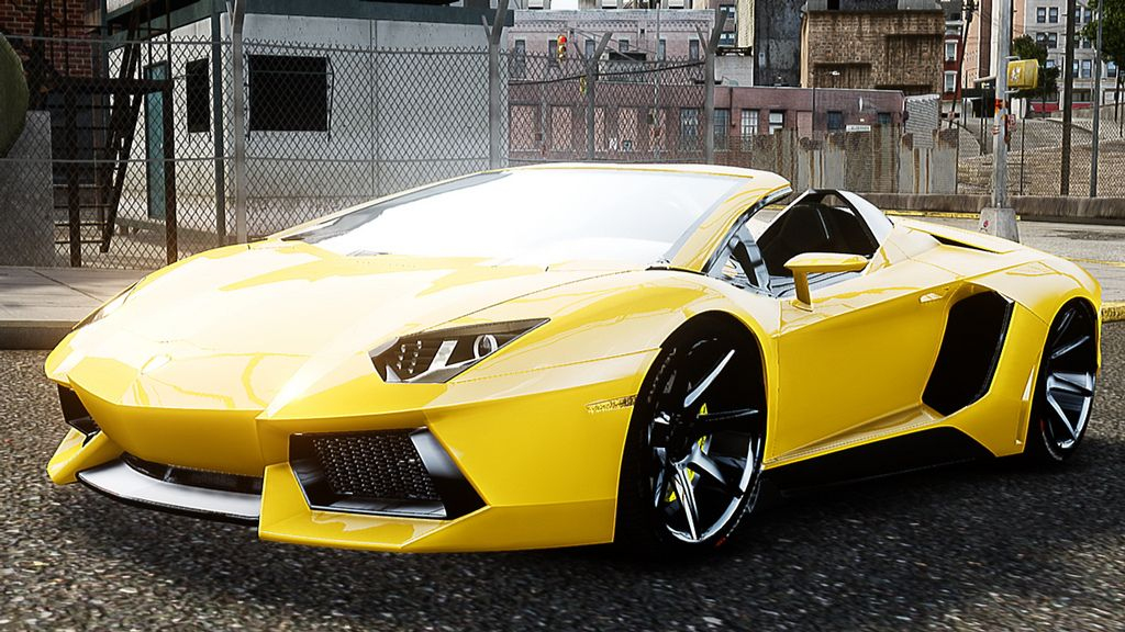 gta iv cars14 Grand Theft Auto IV Supercars