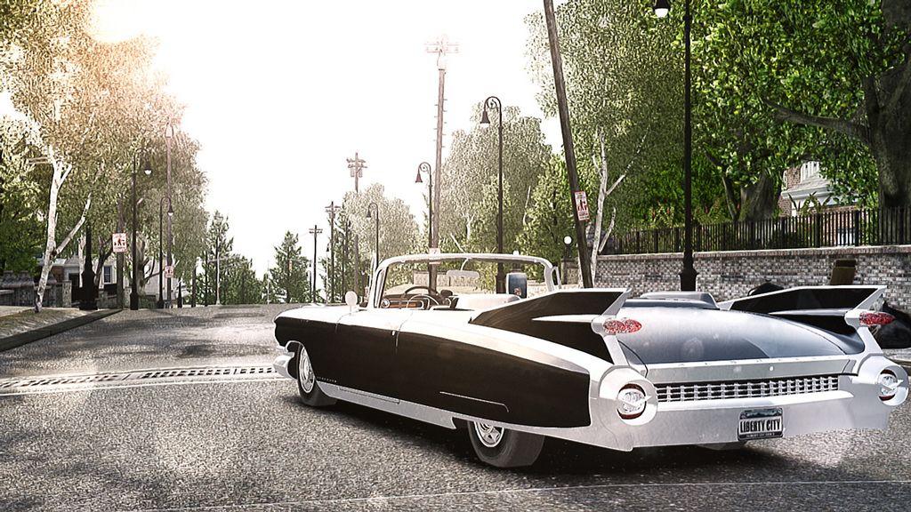 gta iv cars15 Grand Theft Auto IV Supercars
