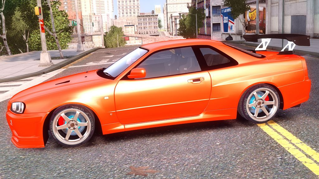 gta iv cars16 Grand Theft Auto IV Supercars