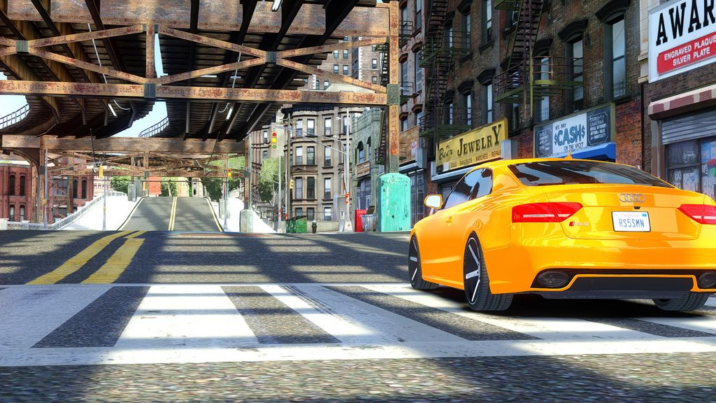 gta iv cars18 Grand Theft Auto IV Supercars