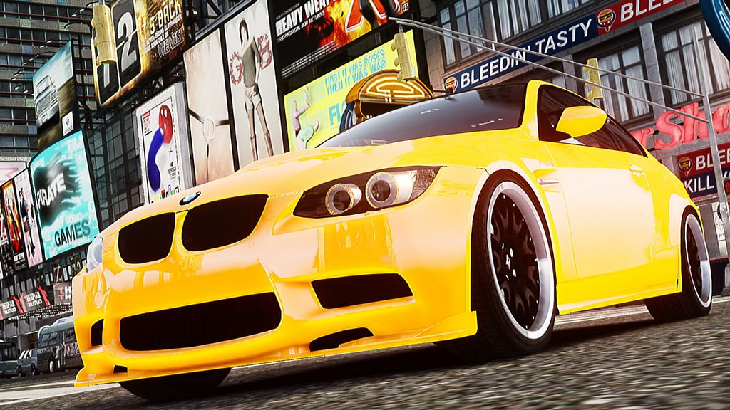 gta iv cars3 Grand Theft Auto IV Supercars