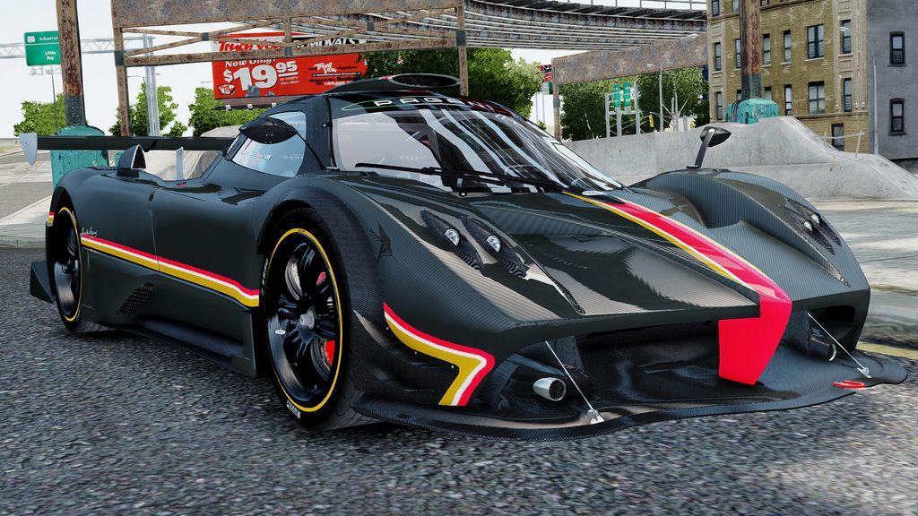 gta iv cars5 Grand Theft Auto IV Supercars