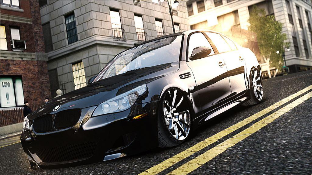 gta iv cars7 Grand Theft Auto IV Supercars