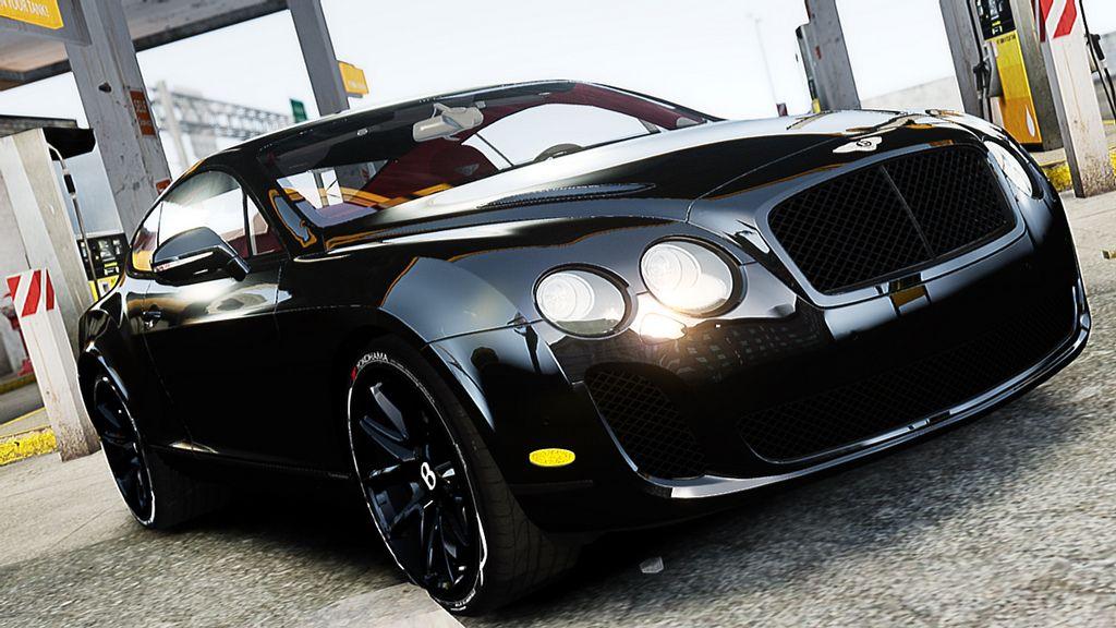 gta iv cars8 Grand Theft Auto IV Supercars