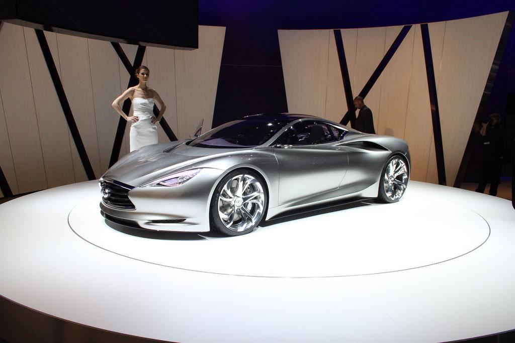 international geneva motor show1 Insight 2012 Geneva Motor Show