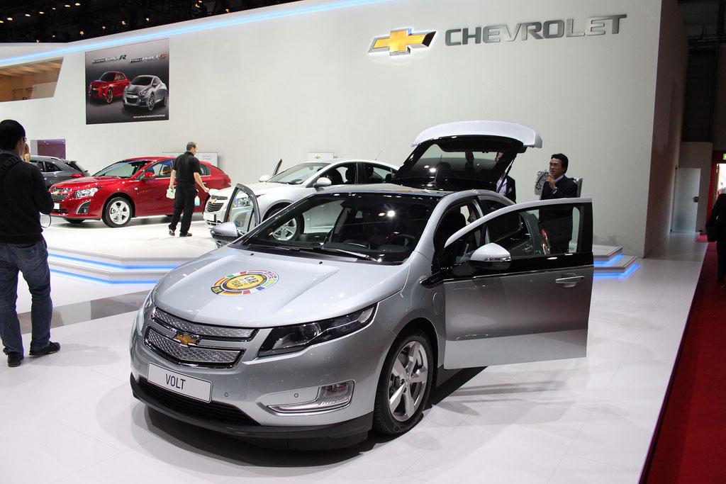 international geneva motor show11 Insight 2012 Geneva Motor Show