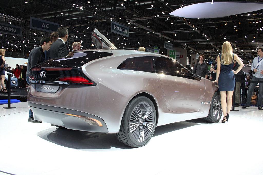 international geneva motor show13 Insight 2012 Geneva Motor Show