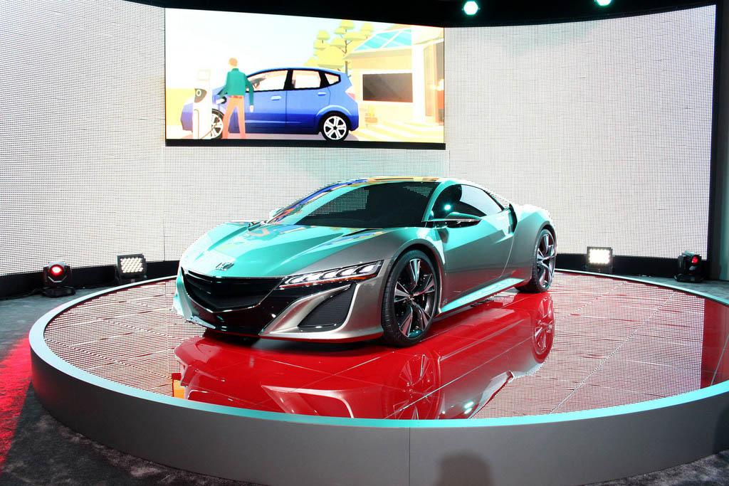 international geneva motor show3 Insight 2012 Geneva Motor Show