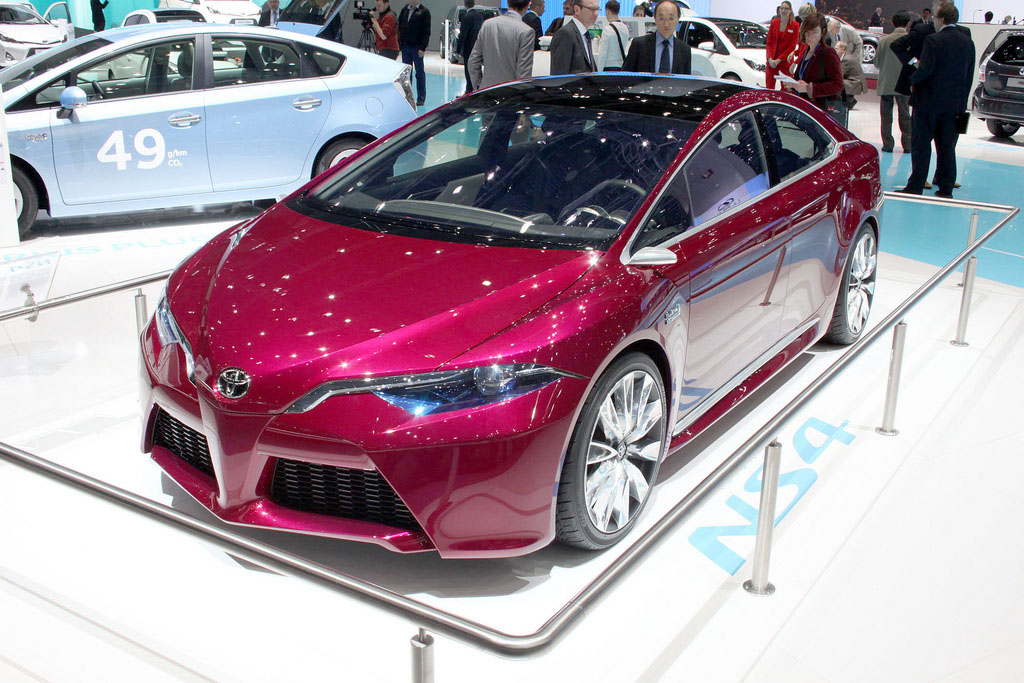 international geneva motor show5 Insight 2012 Geneva Motor Show