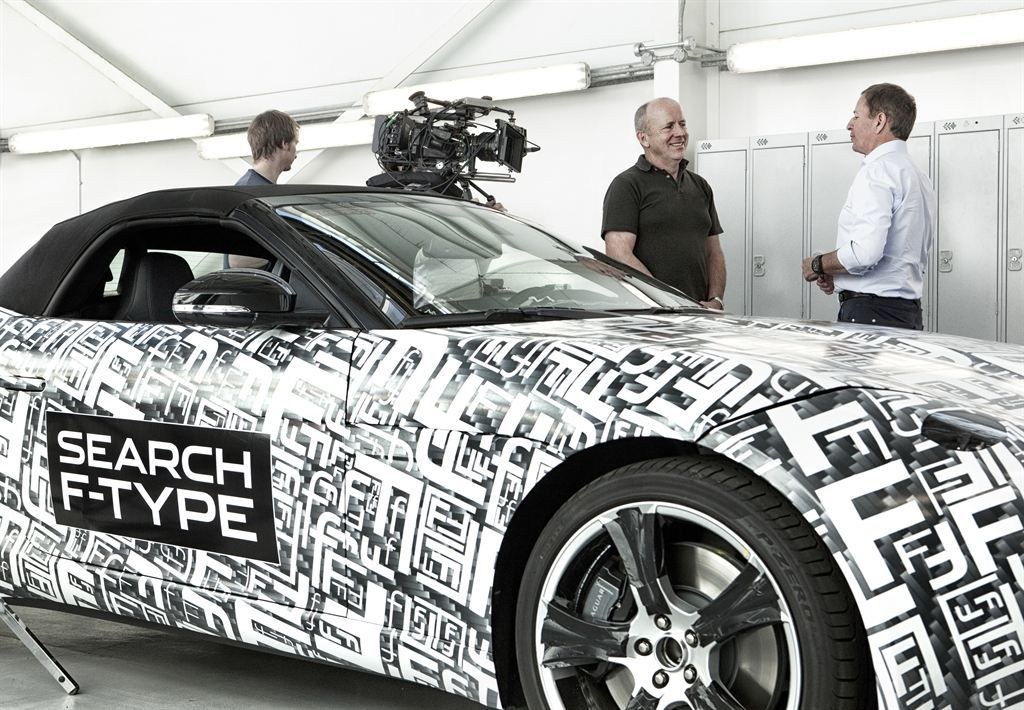 f type3 Jaguar F Type Will Be a Rival for Germans