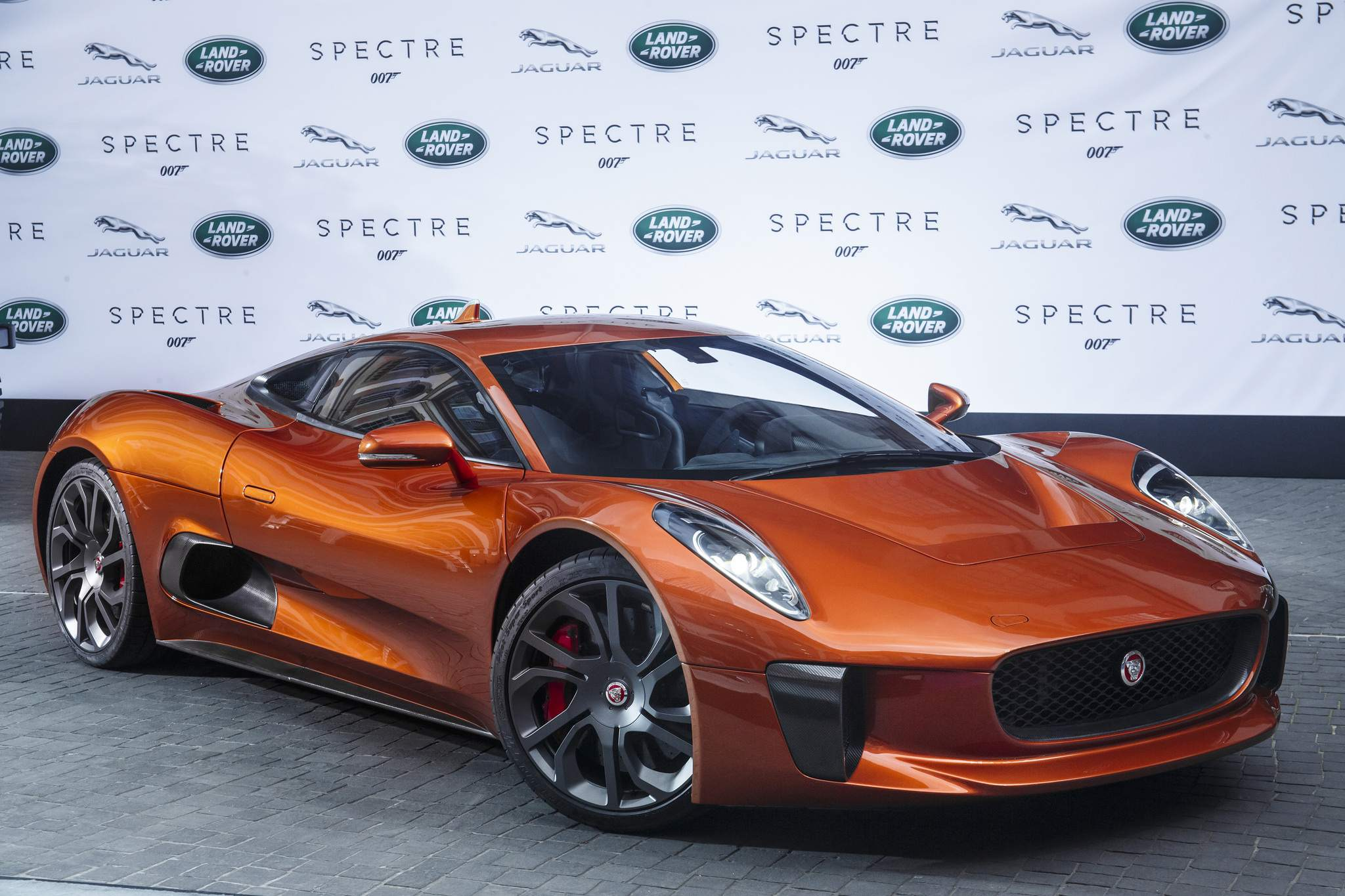 spectre car5 Jaguar Land Rover Latest Bond Cars