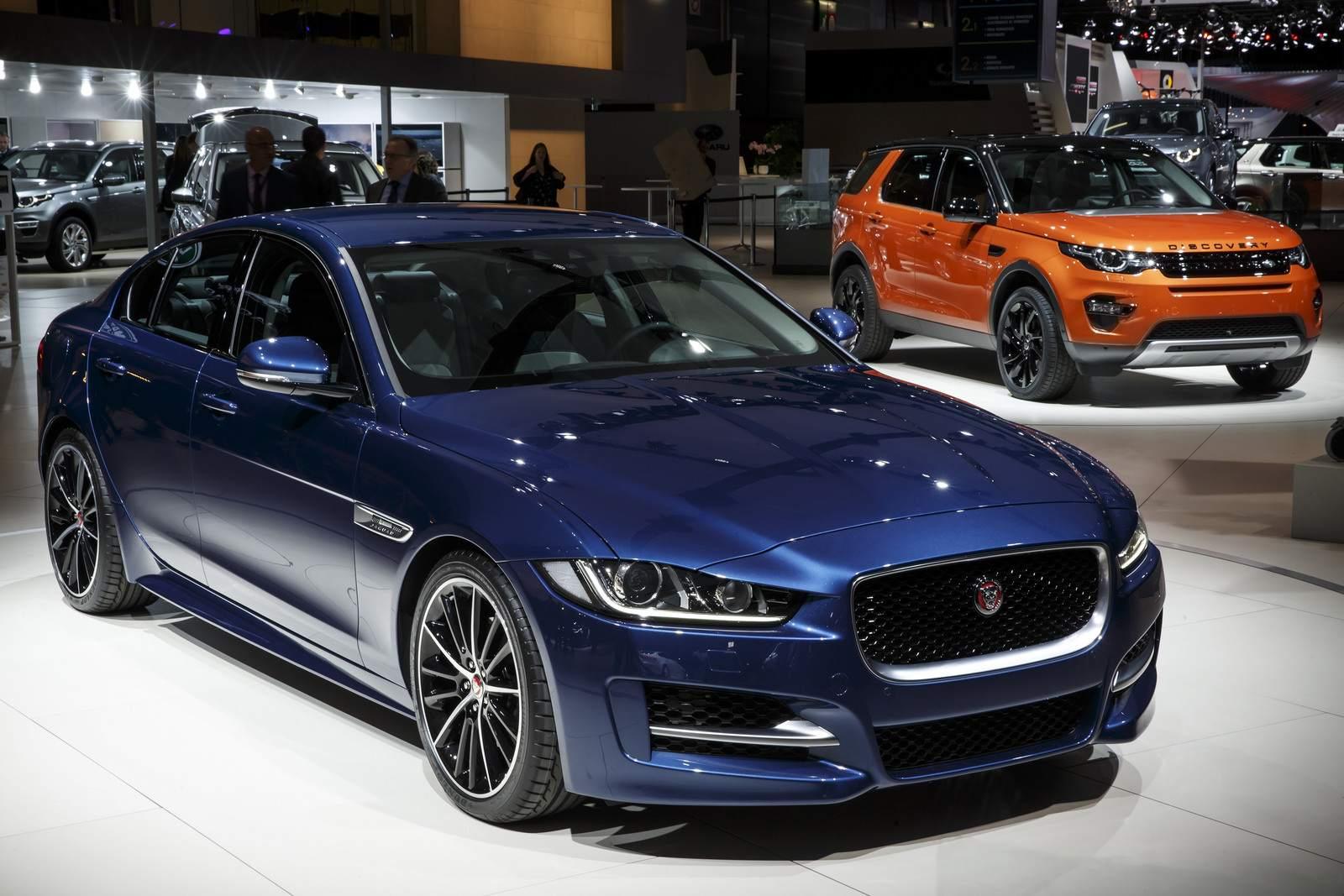paris motor show6 Jaguar and Land Rover at Paris Auto Show 2014