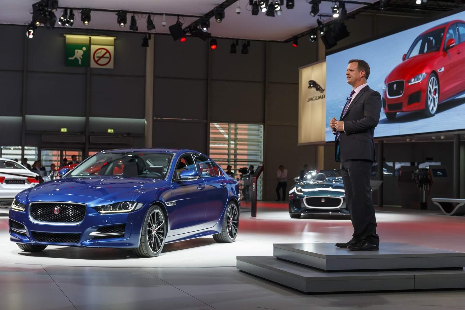 paris motor show7 Jaguar and Land Rover at Paris Auto Show 2014