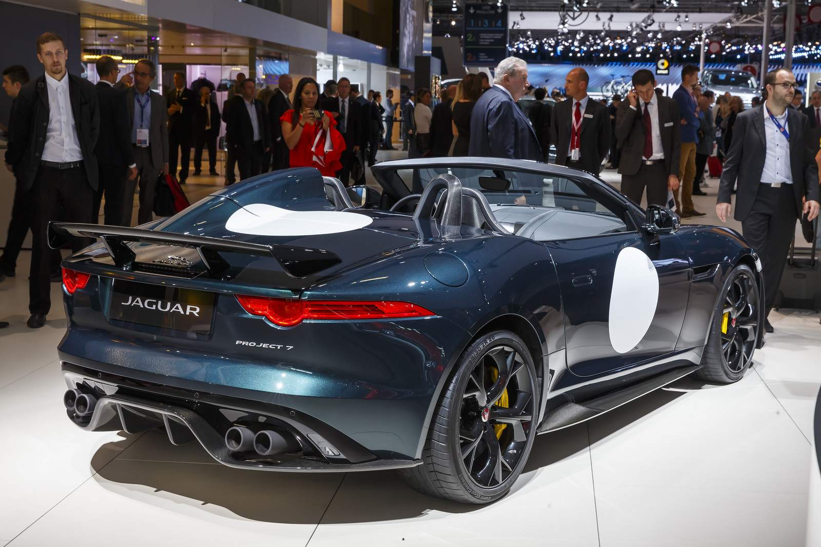 paris motor show9 Jaguar and Land Rover at Paris Auto Show 2014
