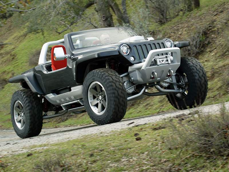 jeep hurricane6 Jeep Hurricane a Different Dimension
