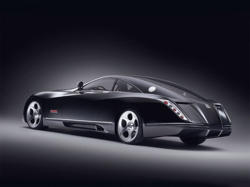 maybach exelero1 Maybach Exelero   8 Milion Dollar Car