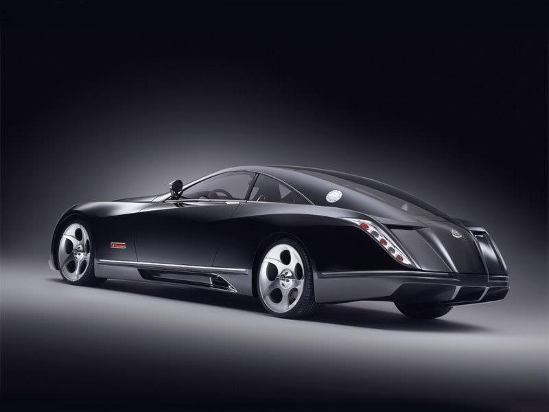 maybach exelero1 Maybach Exelero   8 Milion Dollar Car