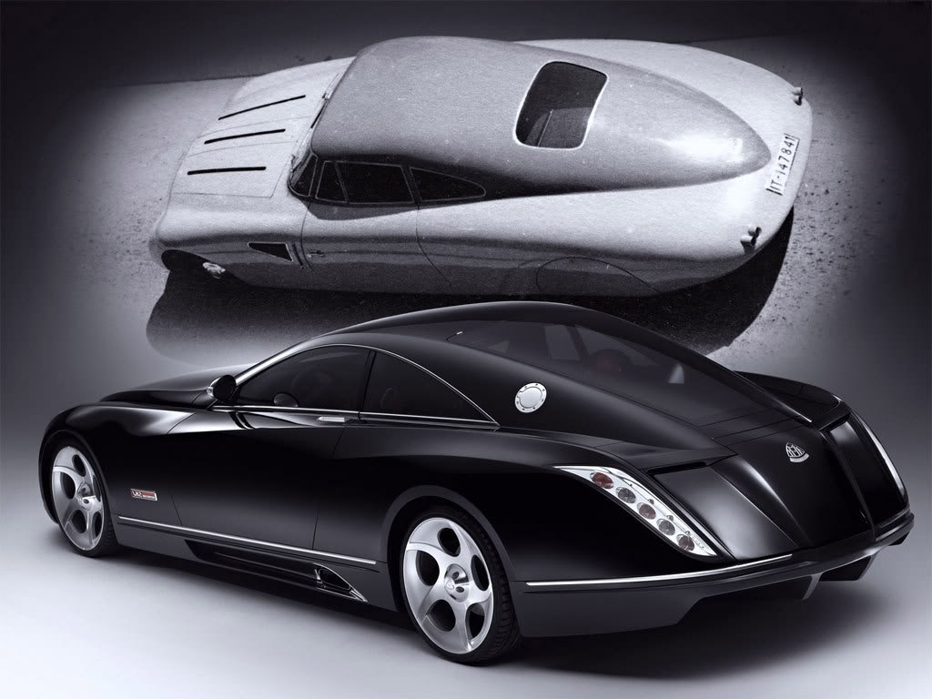 maybach exelero2 Maybach Exelero   8 Milion Dollar Car