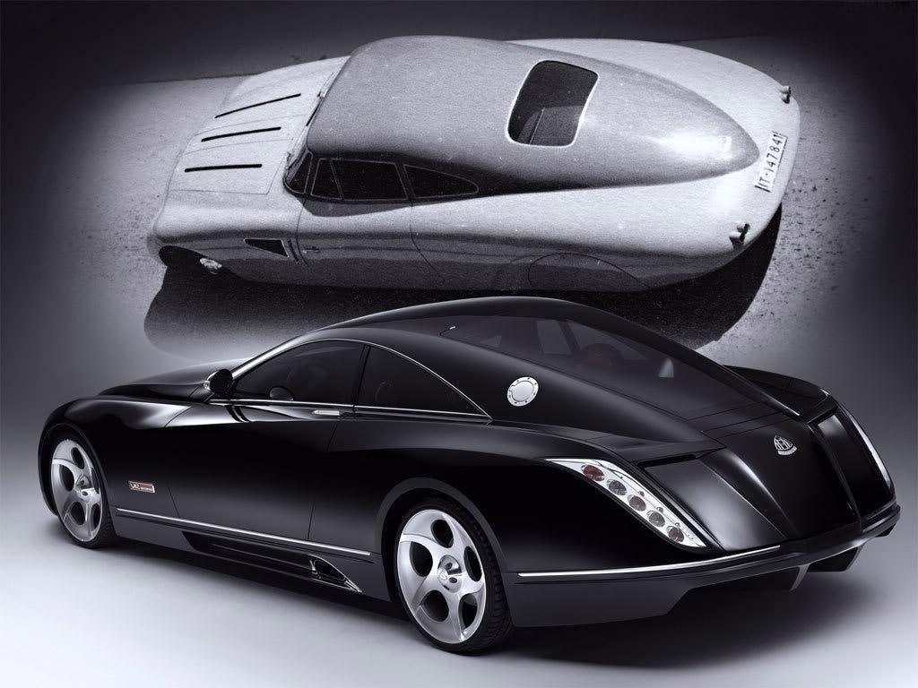 maybach exelero2 Maybach Exelero   8 Milion Dollar Car