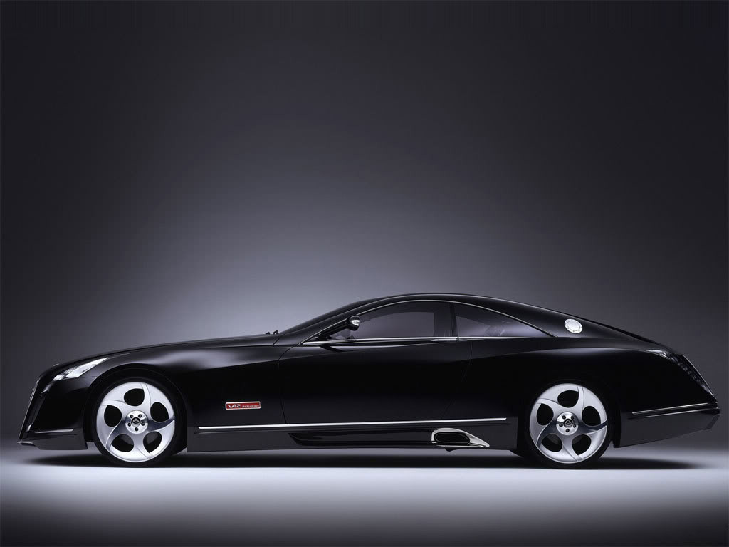 maybach exelero6 Maybach Exelero   8 Milion Dollar Car