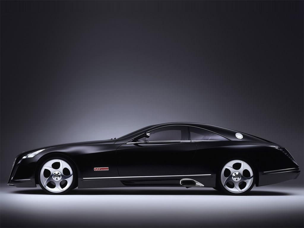 maybach exelero6 Maybach Exelero   8 Milion Dollar Car