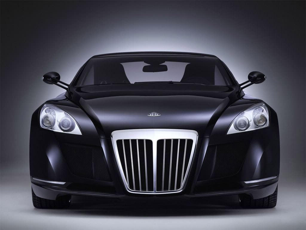 maybach exelero7 Maybach Exelero   8 Milion Dollar Car