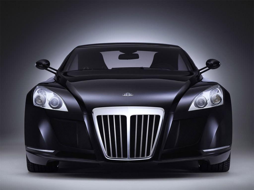 maybach exelero7 Maybach Exelero   8 Milion Dollar Car