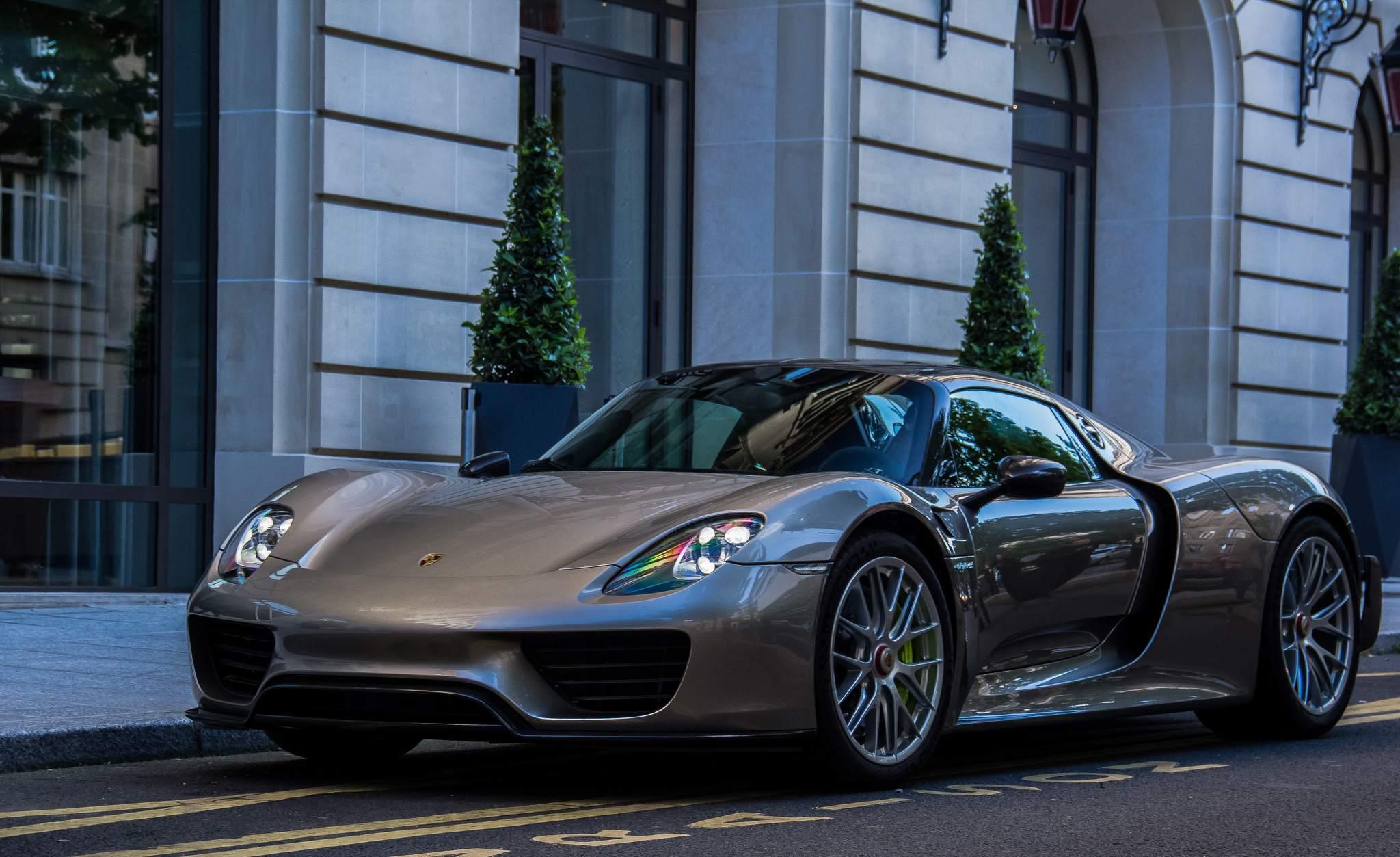 porsche 9188 Most Expesive Cars   Porsche 918
