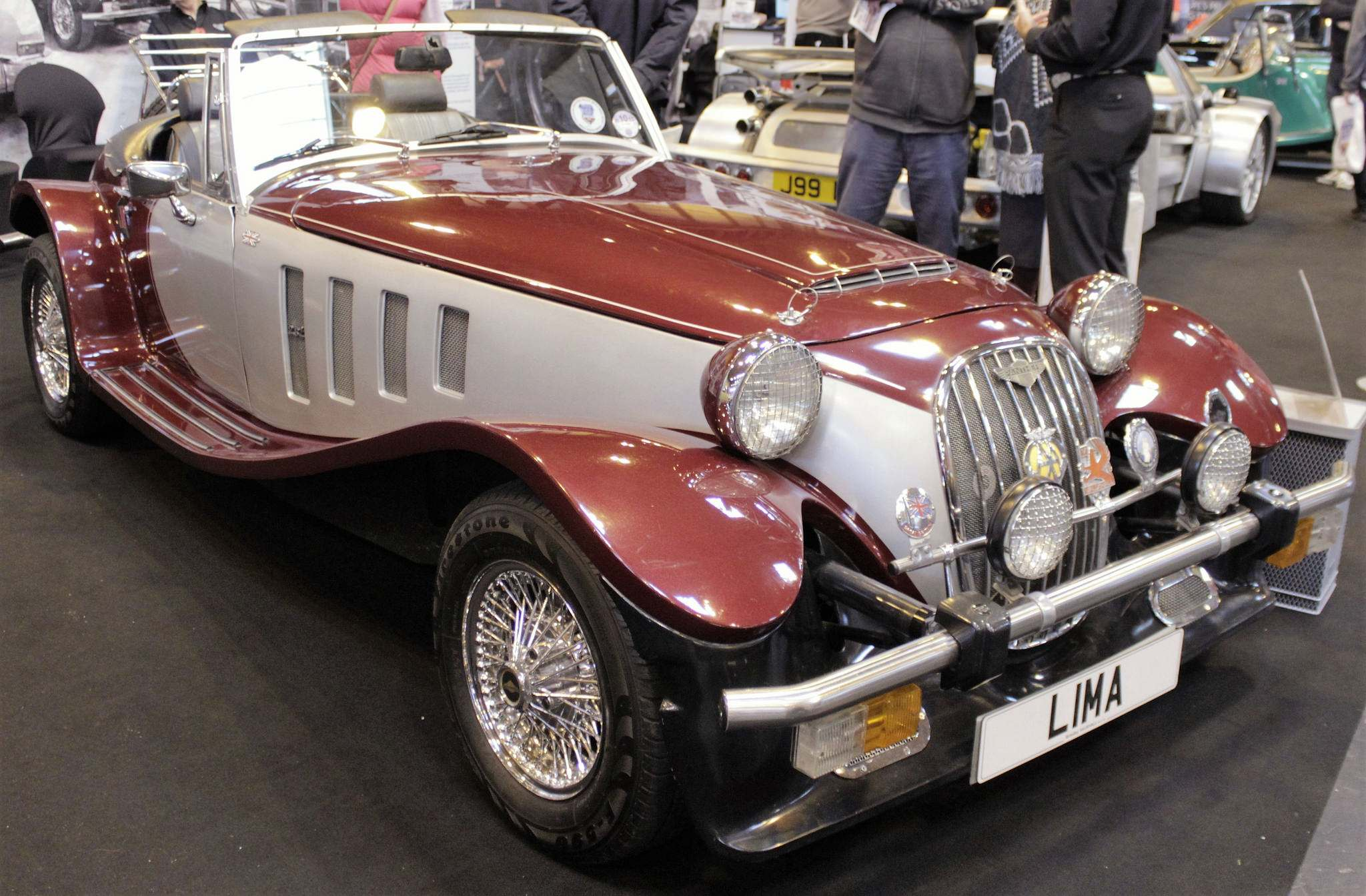 nec classic car1 NEC Classic Car Show 2016   The Best Indoor Classic Car Show in the UK