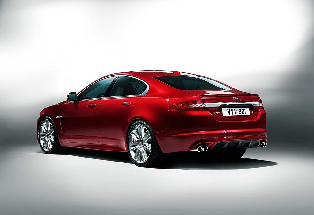 jaguar xfr1 New Jaguar XFR 2012   Luxury Sports Car