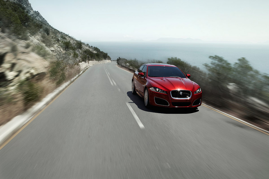 jaguar xfr3 New Jaguar XFR 2012   Luxury Sports Car