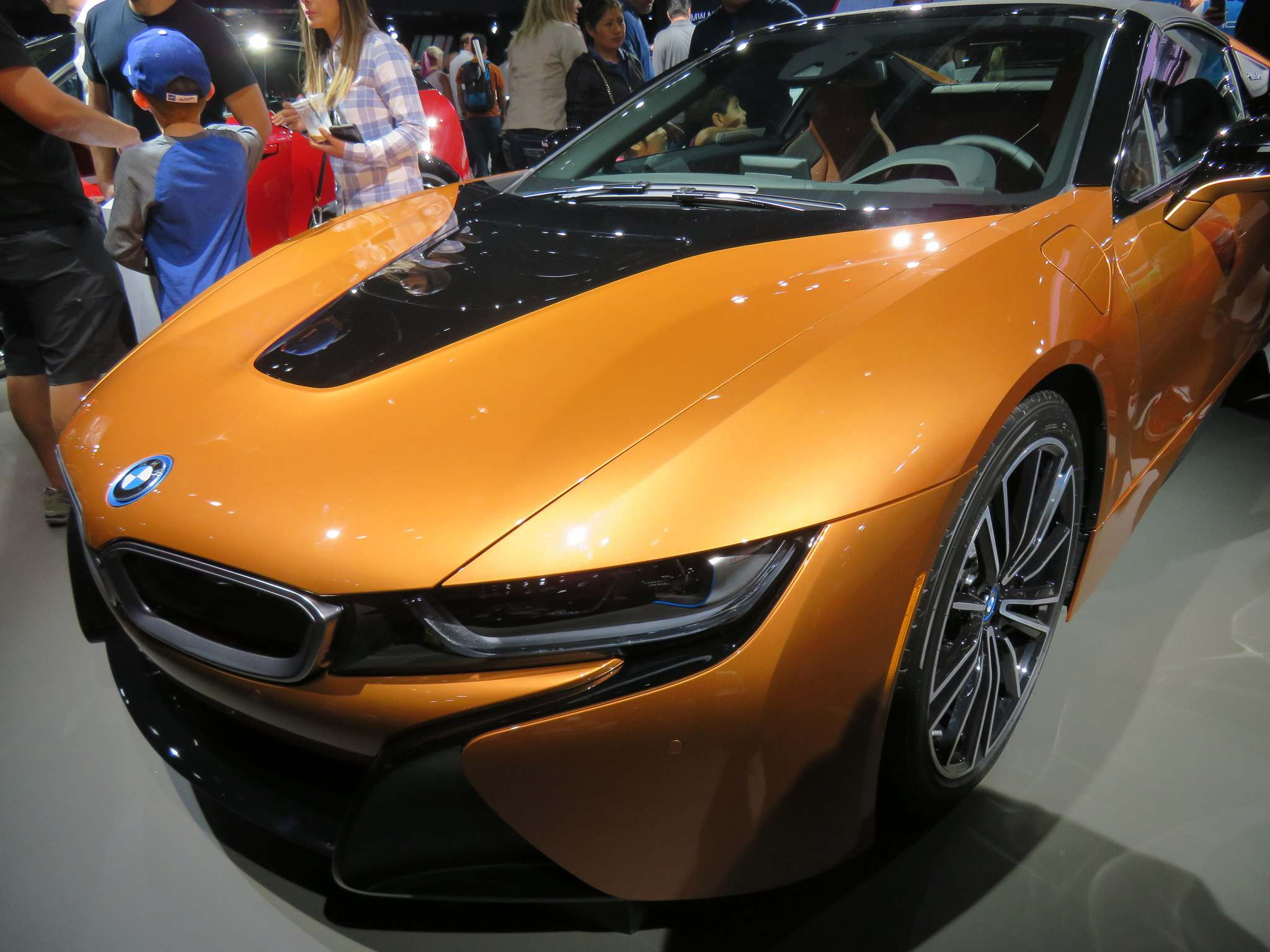los angeles auto show9 Photos Taken at Los Angeles Auto Show 2017