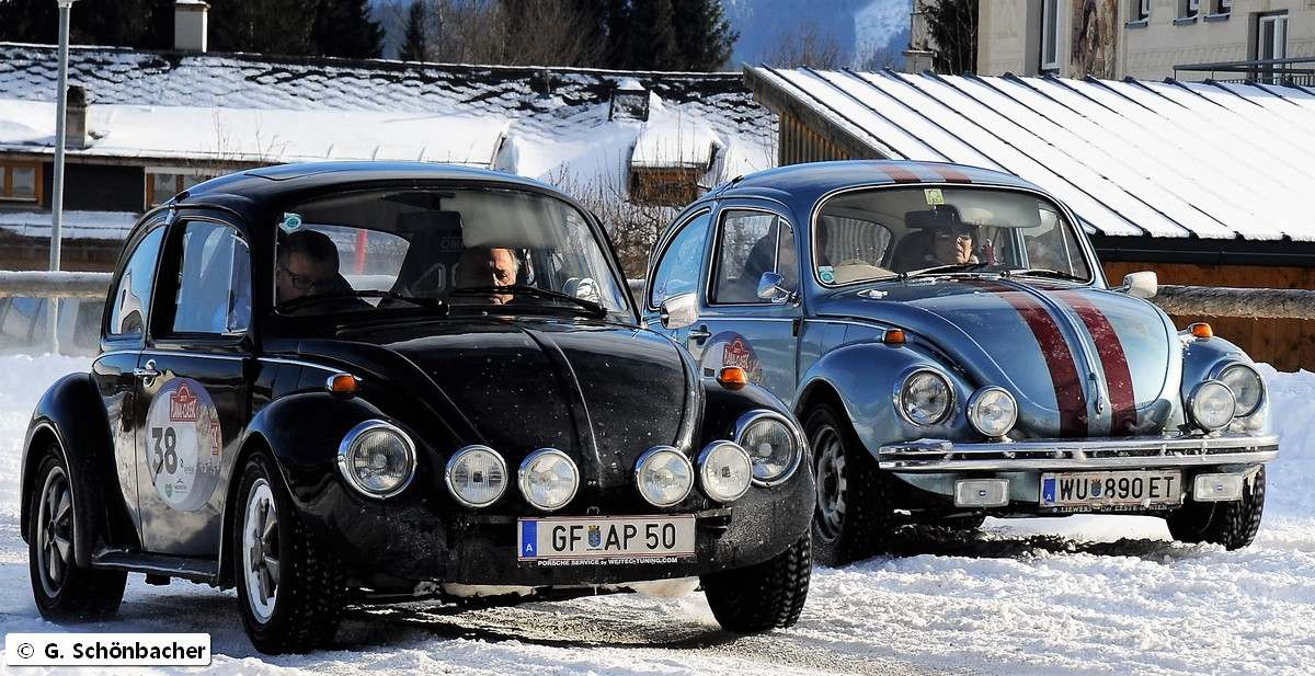 planai classic6 Planai Classic   Oldtimers in Snow