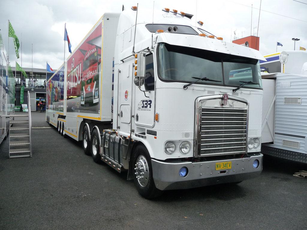 race hauler6 Race Car Haulers