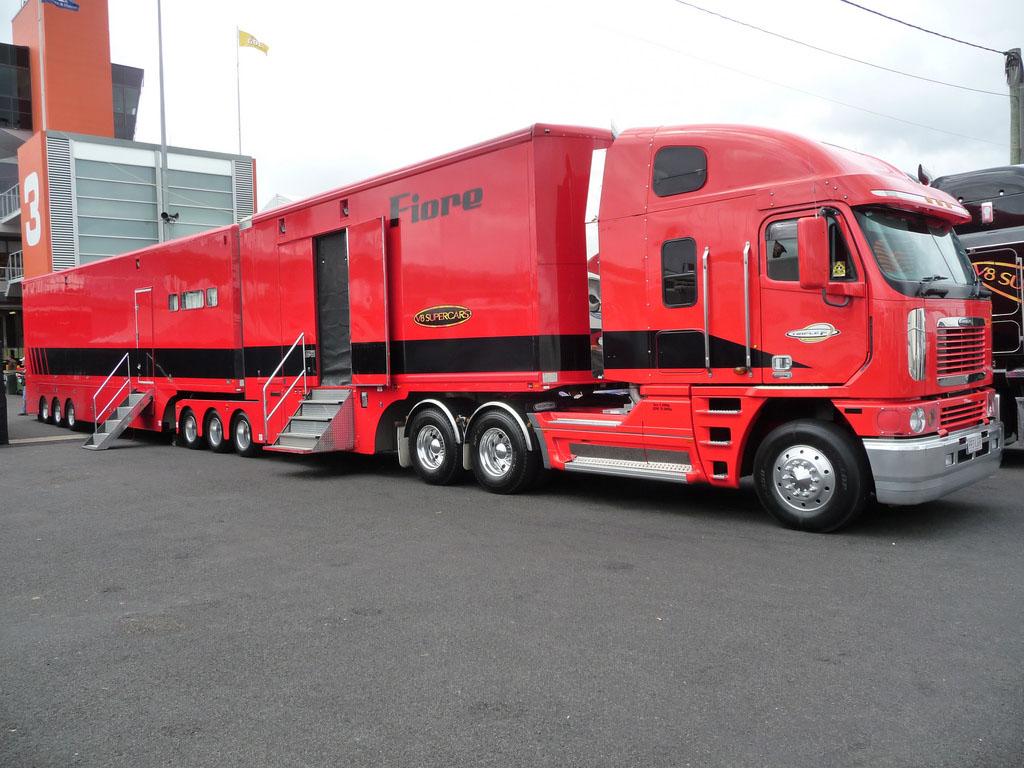 race hauler9 Race Car Haulers