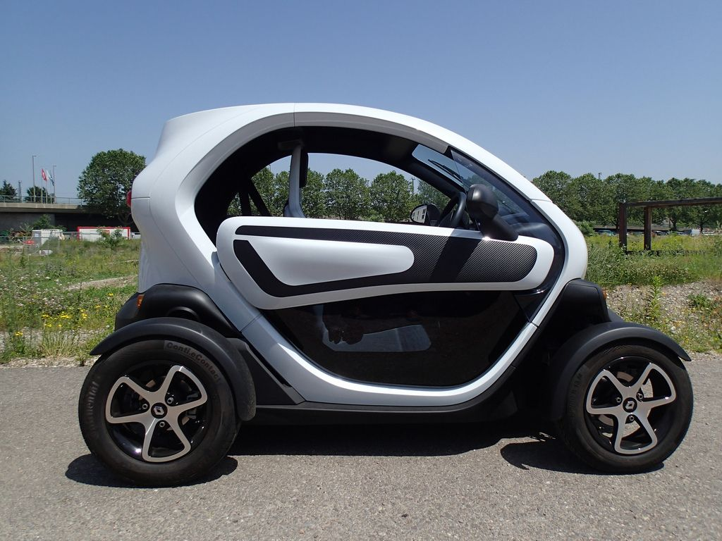 renault twizy2 Renault Twizy   Urban Electric Vehicle