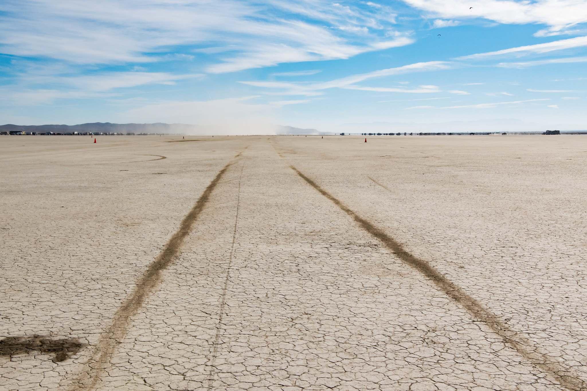 land speed racing Speed Racing at El Mirage Dry Lake