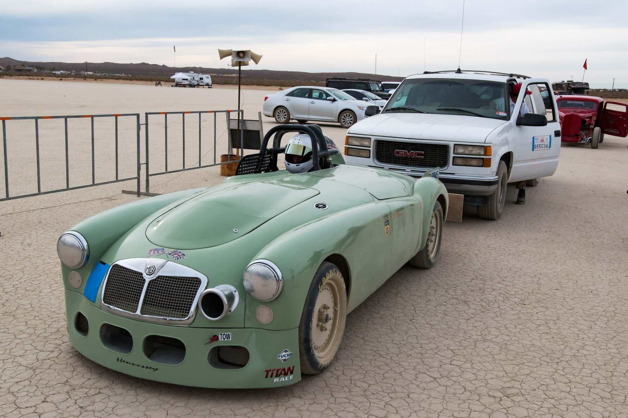land speed racing11 Speed Racing at El Mirage Dry Lake